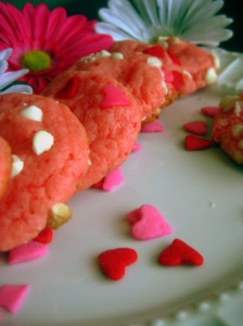 strawberry cake cookies2 - sweetheatchefs