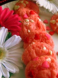 strawberry cake cookies3 - sweetheatchefs