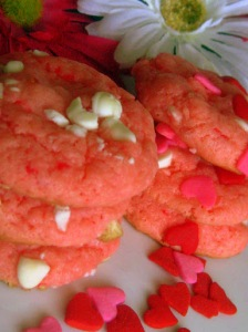 strawberry cake cookies5 - sweetheatchefs