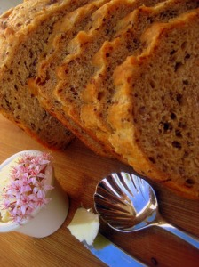 tomato and red quinoa bread - sweetheatchefs.com
