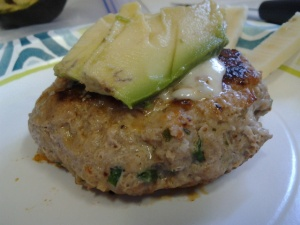 Carb-less Turkey Burger - sweetheatchefs