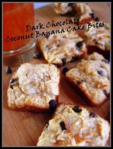 dark-chocolate-coconut-banana-cake-bites - sweetheatchefs.com