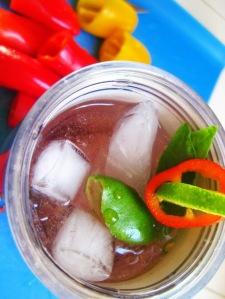 Organic Raw Stuffed Sweet Peppers 6